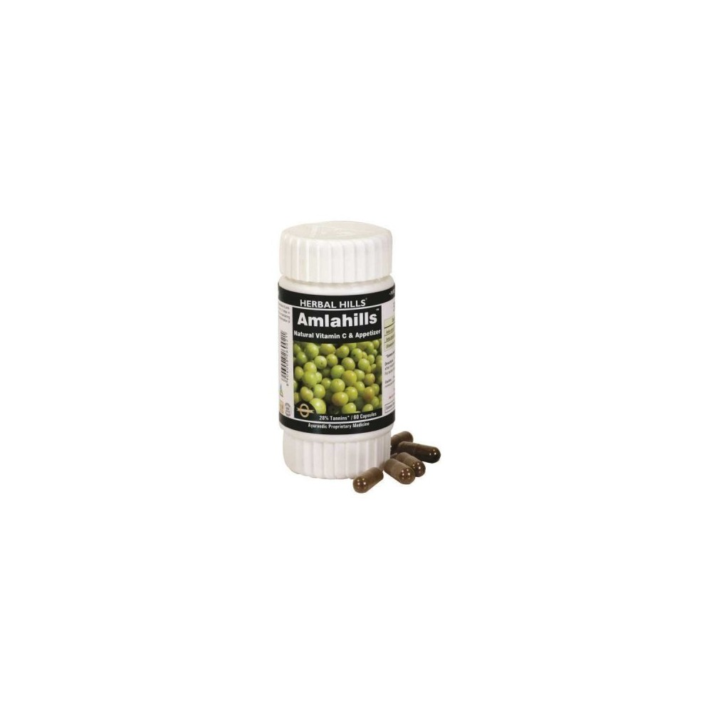 Herbal Hills Amla Tablets
