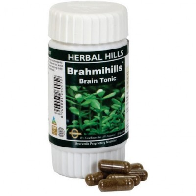 Brahmihills, 60 Capsule