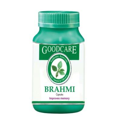 Goodcare BRAHMI CAPS, 60 caps