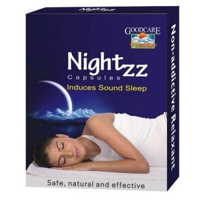 Goodcare NIGHTZZ CAPS, 50 caps
