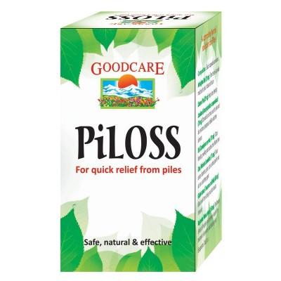 Goodcare PILOSS,  60 caps