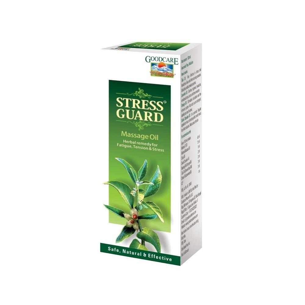 Goodcare STRESS GUARD MASSAGE OIL,  100 ml