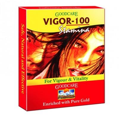 Goodcare VIGOR 100 STAMINA, 10 caps