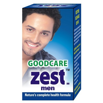 Goodcare ZEST MEN, 60 caps