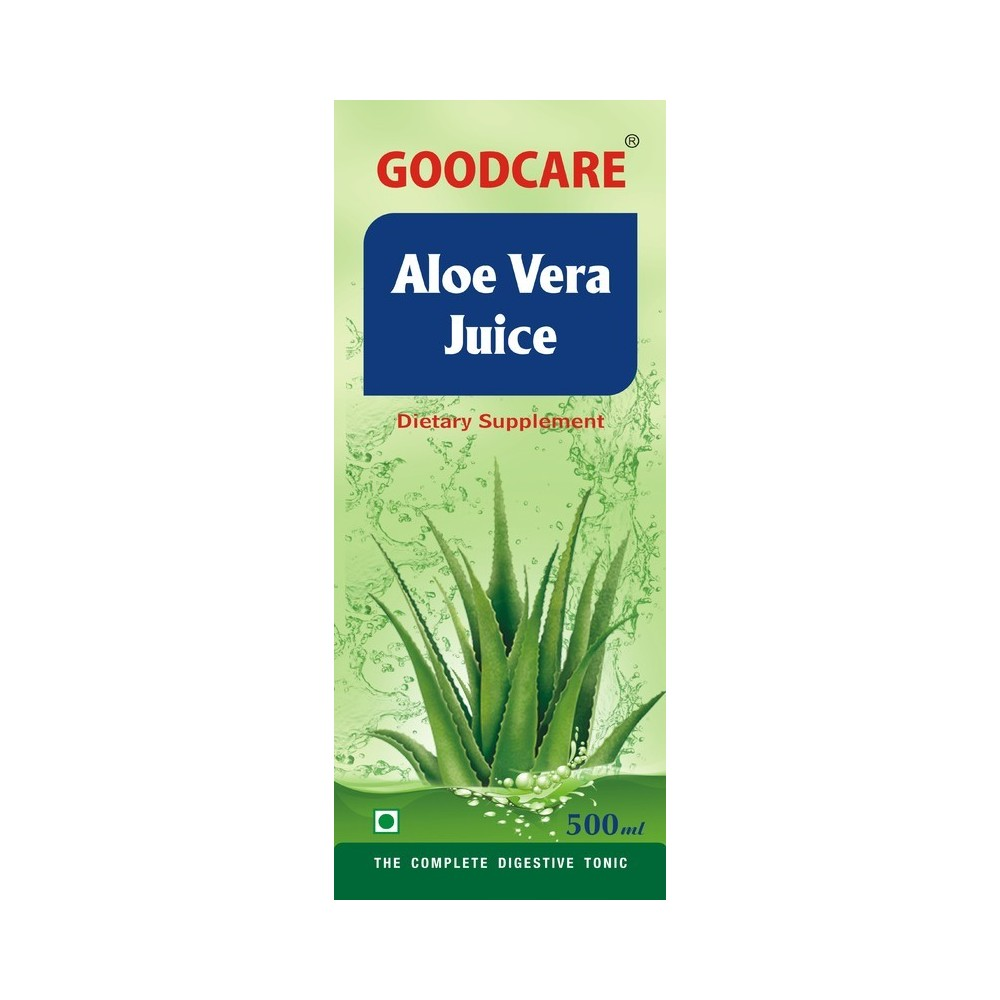 Goodcare GOODCARE ALOEVERA JUICE, 500ML