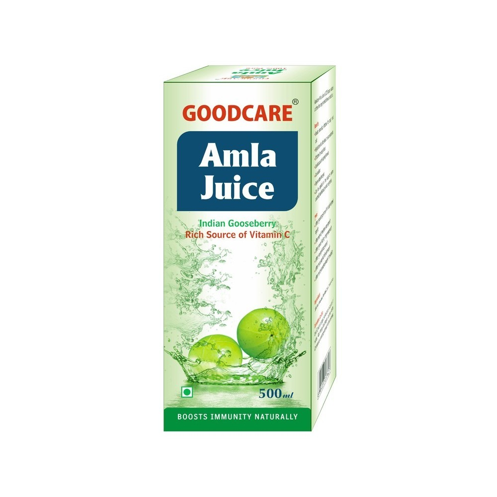 Goodcare GOODCARE AMLA JUICE, 500 ML