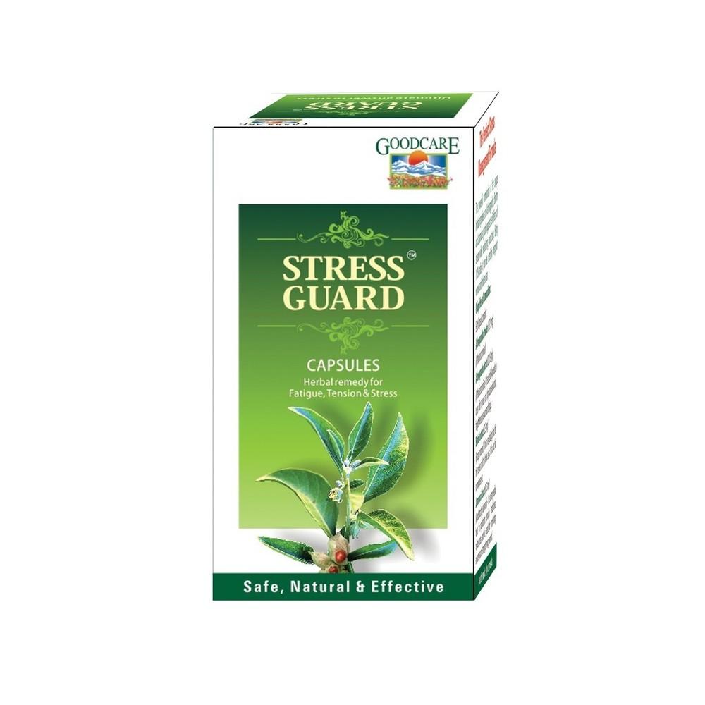 Goodcare STRESS GUARD CAPS, 60 caps