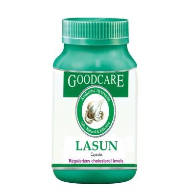Goodcare GARLICLASUN CAPSULE, 60 caps