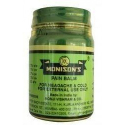 Monisons Pain Balm