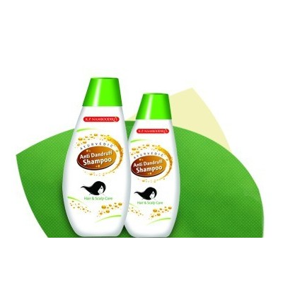 K P Namboodiris Anti Dandruff Shampoo, 100ml