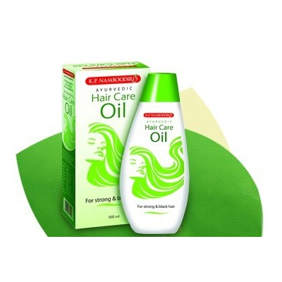 K P Namboodiris Hair Care Oil, 100ml