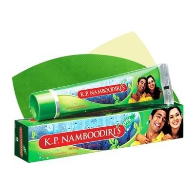 K.P.Namboodiris Ayurvedic Gel Toothpaste, 80gm