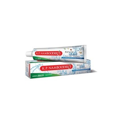 K.P.Namboodiris Natural Salt Toothpaste, 100gm