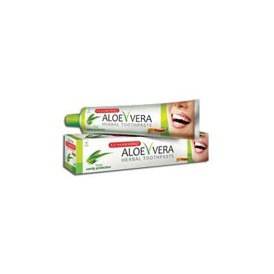K.P Namboodiris ALOE VERA Herbal Toothpaste, 50gm