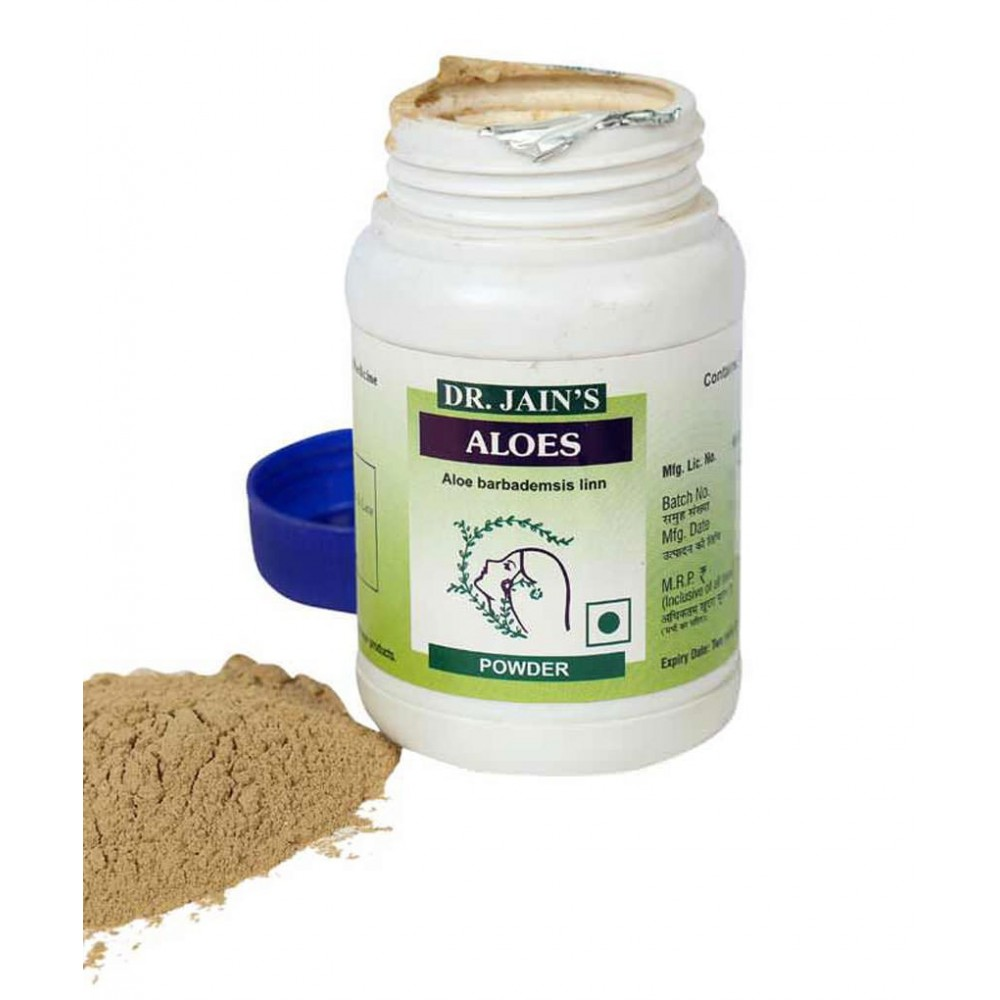 Dr. Jain's ALOES Powder