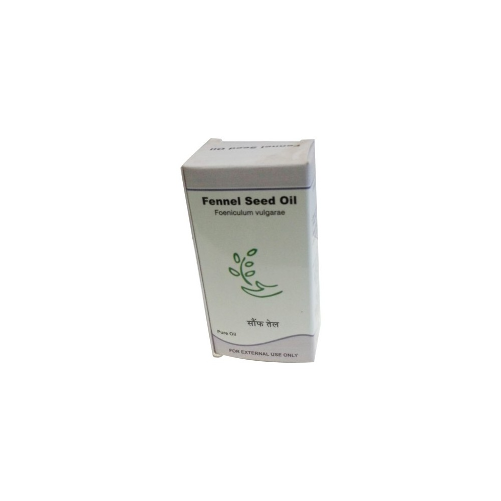 Dr. Jain's FENNEL SEED Oil