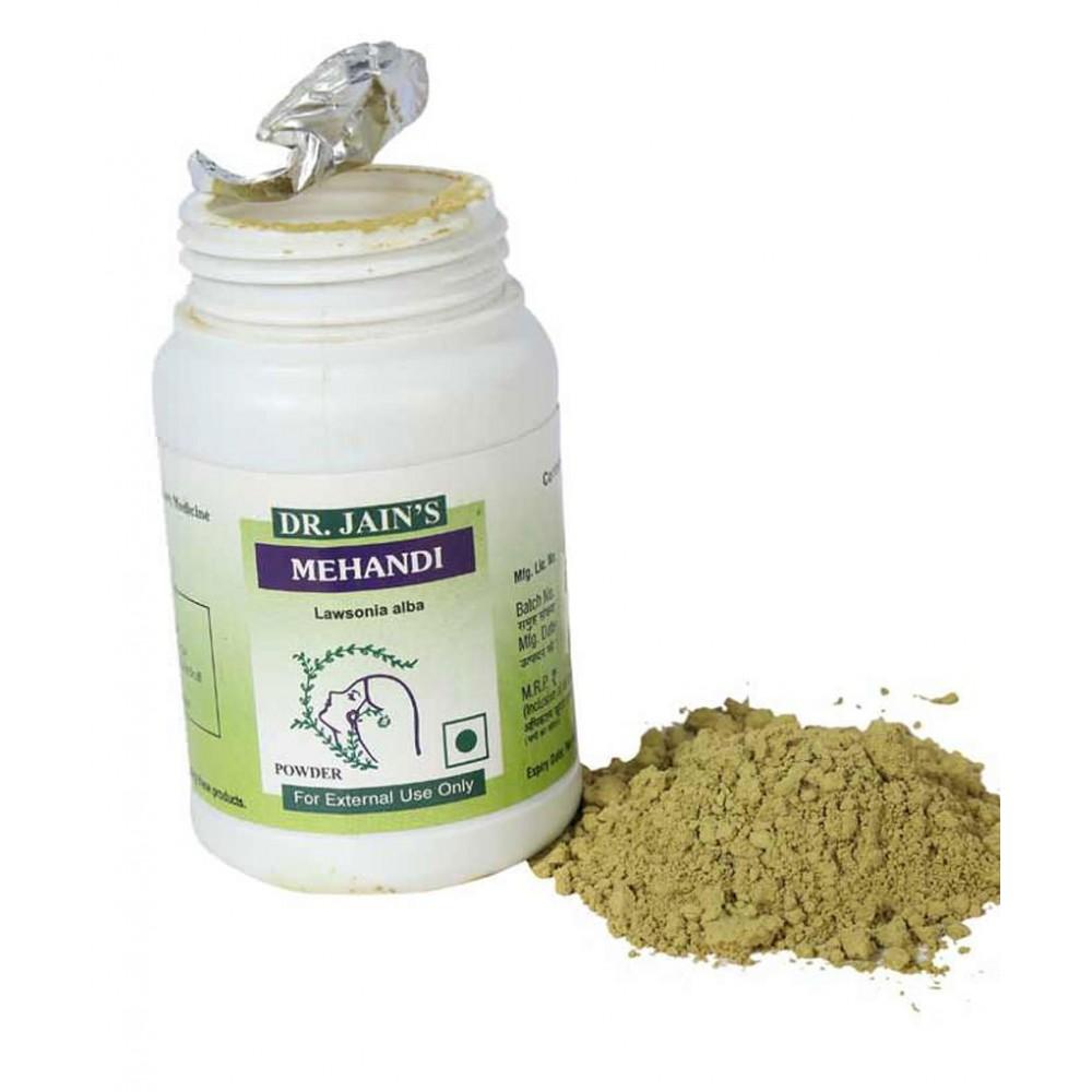 Dr. Jain's MEHANDI Powder