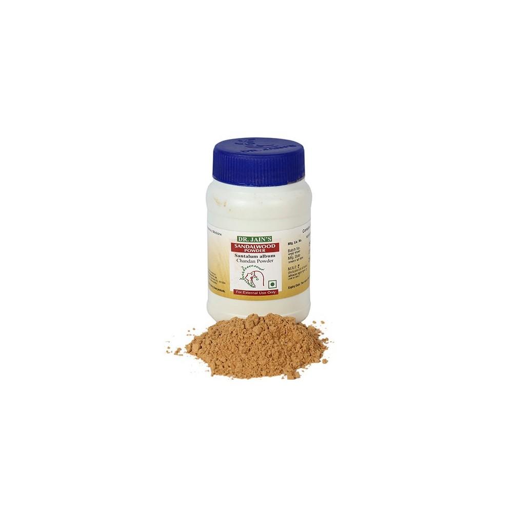 Dr. Jain's MYSORE SANDAL Powder