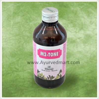 Charak M2 Tone Syrup