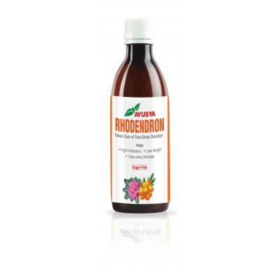 Rhodendron Cholesterol Relief Juice
