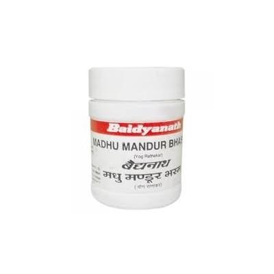 Baidyanath MADHU MANDOOR BHASMA, 5 GM