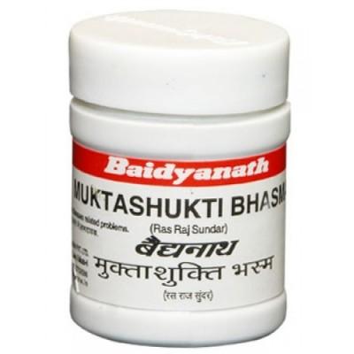 Baidyanath MUKTASHUKTI BHASMA, 5 GM