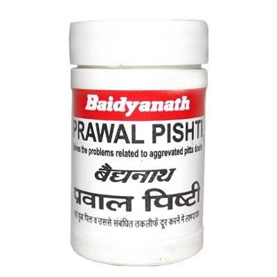 Baidyanath PRAWAL PISHTI, 10 GM