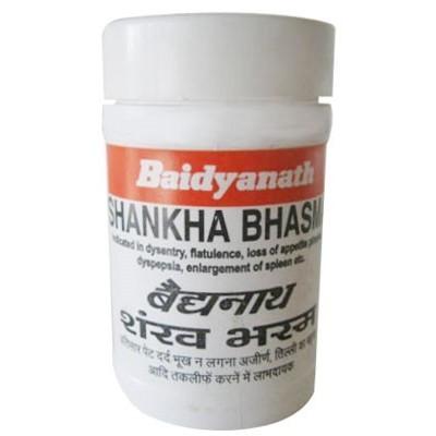 Baidyanath SHANKH BHASMA, 10 GM