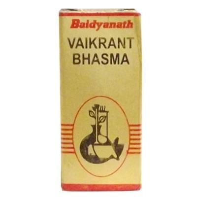 Baidyanath VAIKRANT BHASMA, 2.5 GM