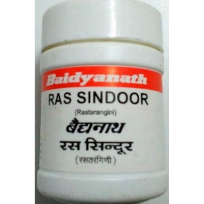 Baidyanath RAS SINDOOR, 2.5 GM