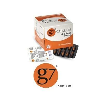 G7 CAPSULES (10 X 10 CAPSULES)