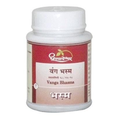 Dhootapapeshwar Vanga Bhasma