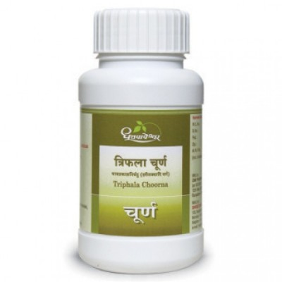 Dhootapapeshwar Triphala Choorna