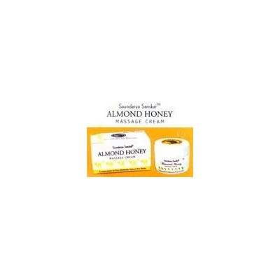 Nisha herbal Almond Honey Massage cream