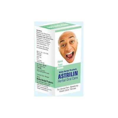 Nisha Herbal Astrilin Herbal Oral Care
