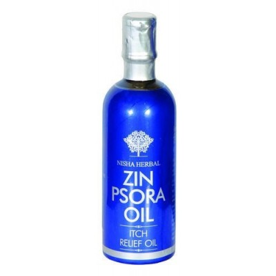 Nisha Herbal ZIN-PSORA Oil