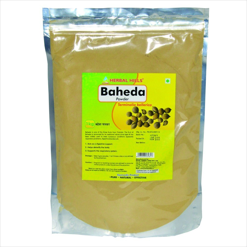 Baheda Powder, 1 kg powder