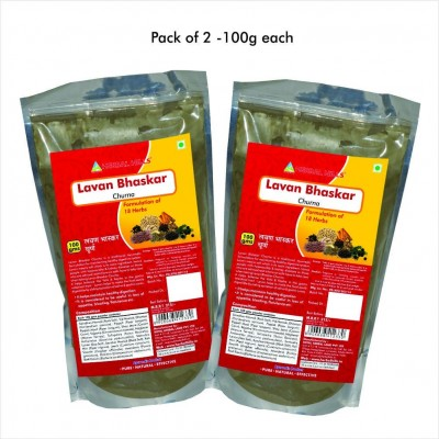 Lavan Bhaskar Churna, 100 gms powder