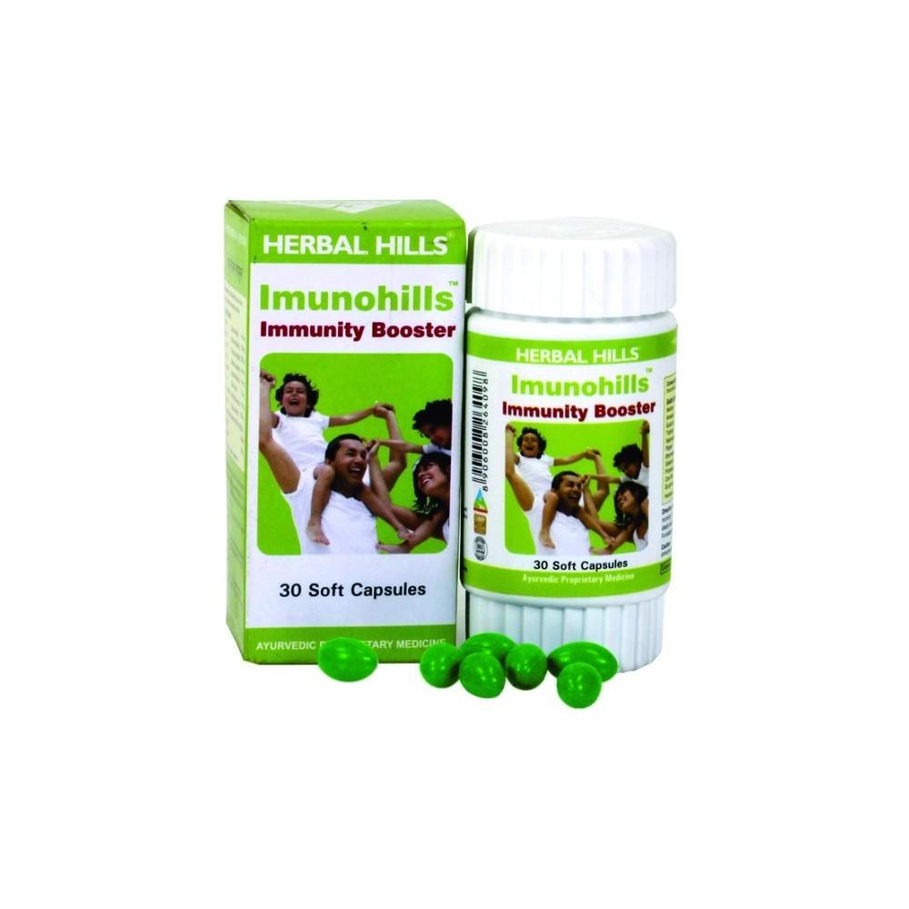 Imunohills 30 Capsule