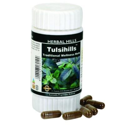 Tulsihills, 60 Capsule