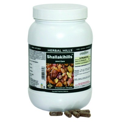 Shallakihills , Value Pack 700 Capsule