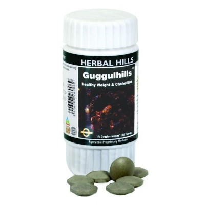 Guggulhills, 60 Tablets