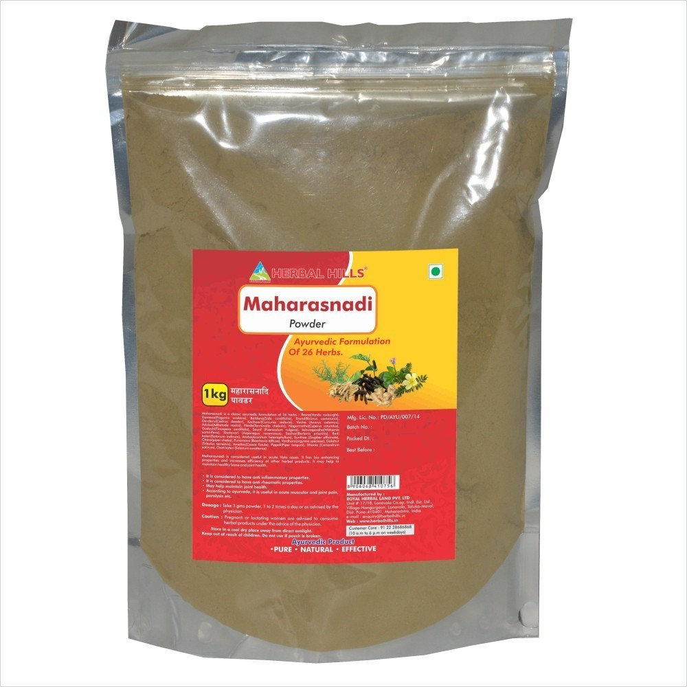 Maharasnadi Powder, 1 kg powder