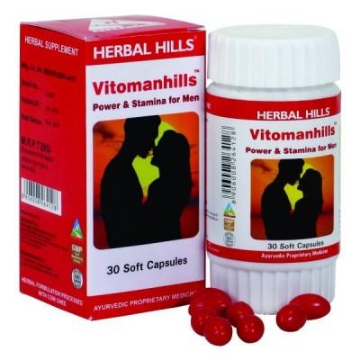 Vitomanhills 30 Capsule