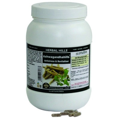 Ashwagandhahills, Value Pack 700 Capsule