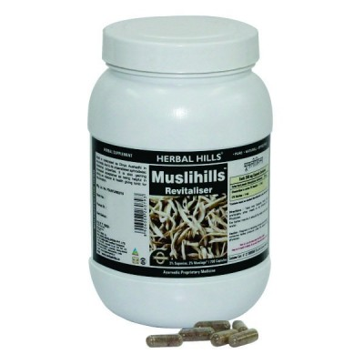 Muslihills, Value Pack 700 Capsule