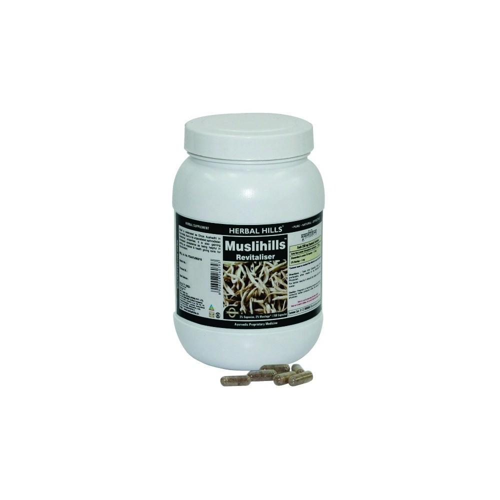 Muslihills, Value Pack 700 Capsule