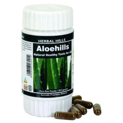 Aloehills, 60 Capsule