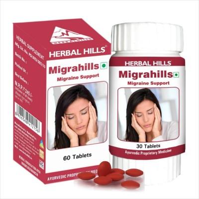 Migrahills, 60 Tablets