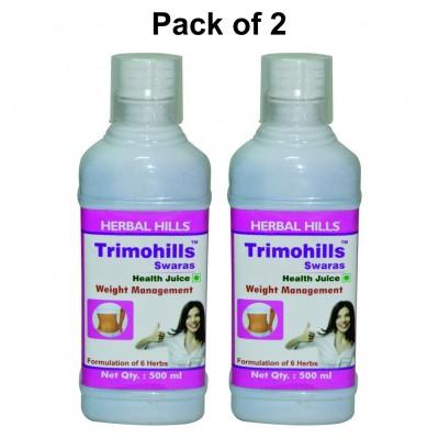 Trimohills Juice (Combo)